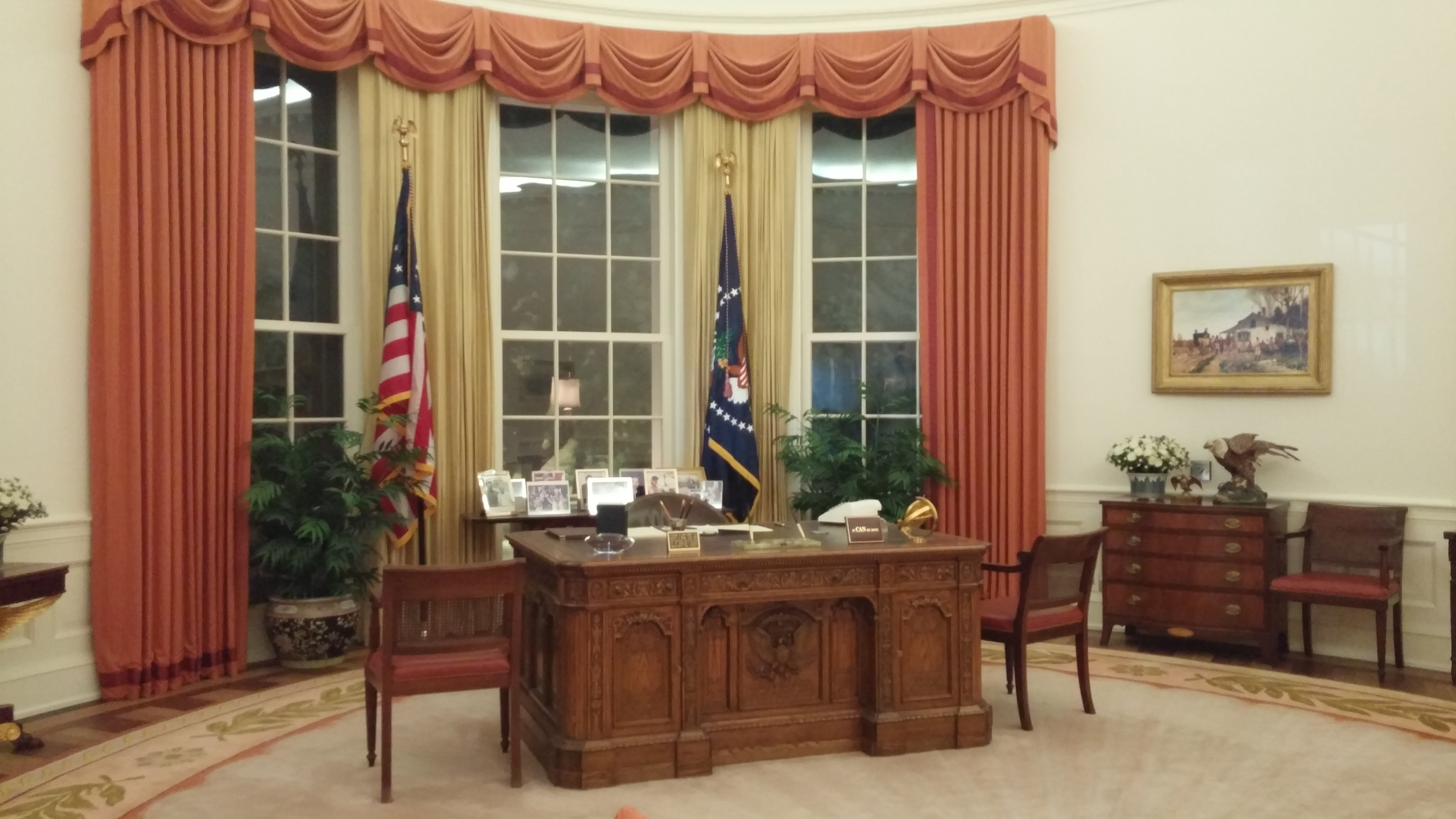 reagan oval office. 0705151230 Reagan Oval Office U